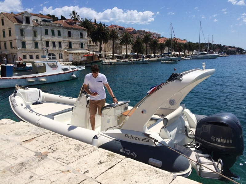 Hvar Island Private Boat Excursions