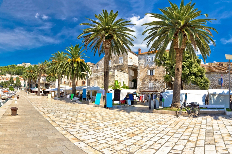 Hvar Town - Hvar Island boat excursion