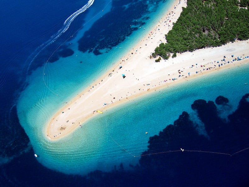 Bol Zlatni Rat Private Excursion