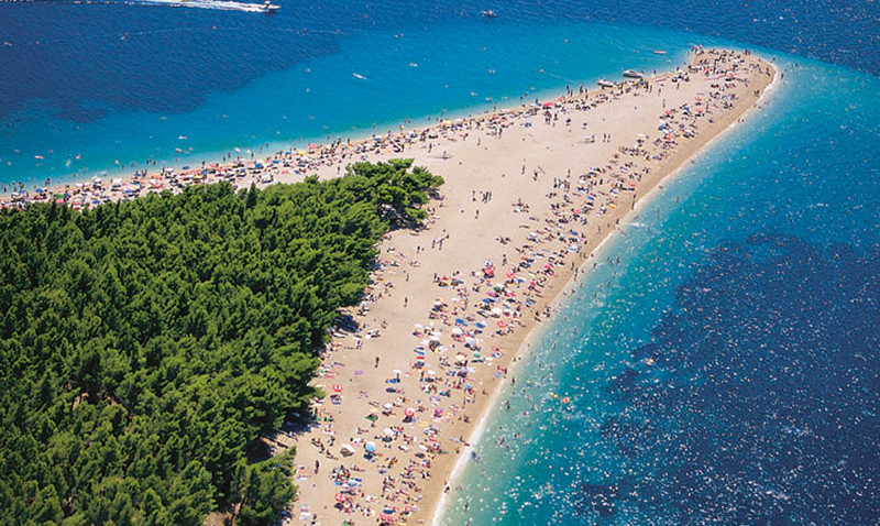 Bol Zlatni Rat Excursion